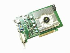nVIDIA GeForce GF6600gt 512MB DDR2 AGP 4X 8X VGA DVI Video Graphic Card