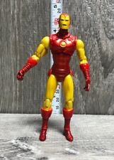Marvel Universe Iron Man Classic Hasbro Action Figure 2009 Loose