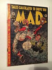 Mad (1952 Comic 1-23) #2 IN FN CONDITION WITH ORG. MAILING ENVELOPE!