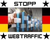 10.000 Webseiten Besucher | Traffic | Mehr  Homepage Besucher - Werbung PR | SEO