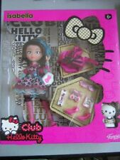 HELLO KITTY CLUB BAMBOLA 20 CM CON ACCESSORI ASS 4