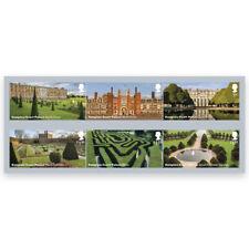 GB Hampton Court Palace stamp set MNH 2018