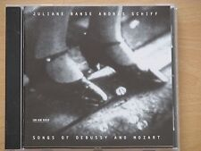 Juliane Banse András Schiff - Songs of Debussy and Mozart - ECM New Series 1772