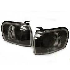 SUBARU IMPREZA 1993-1999 FRONT INDICATORS/SIDELIGHTS CRYSTAL BLACK 1 PAIR