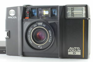 【 EXC+5 】Minolta Auto Focus D AF-S Quartz Film Camera From Japan #033