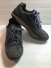 Teva eVent Forge Pro Blue and Gray Waterproof Hiking Shoes Men's Size 10