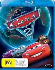 Cars 2 (Blu-ray, 2012)