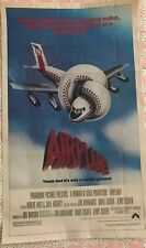 Topps Airplane Poster Rare 1981