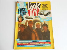 LOOK-IN Magazine 1984 No.12 Kajagoogoo - Marylin - Bucks Fizz