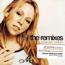Mariah Carey - Remixes [New CD]