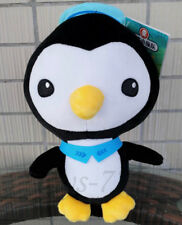 "Octonauts Peso Penguin 9"" Stuffed Animal Underwater Adventures Edition Plush Toy"