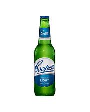 Coopers Premium Light Beer Bottle 355mL case of 24 Lager
