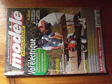 $$a4 Revue modele magazine N°650 Plan encarte EAA Bipe  ASW 28  Zlin 526