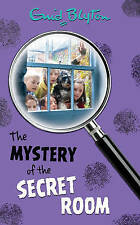 The Mystery of the Secret Room: No. 3 (Mysteries), Enid Blyton, New Book