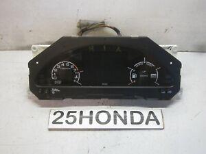 2000-2006 Honda Insight 5 Speed Digital Instrument Cluster OEM ZE1 Rare