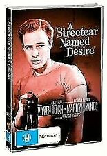 A STREETCAR NAMED DESIRE – DVD, REGION-4, NEW AND SEALED, FREE POST IN AUSTRALIA