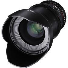 Rokinon DS35M-MFT 35mm T1.5 Cine DS Lens for Micro Four Thirds Mount