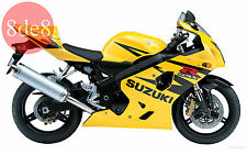 Suzuki GSX-R 600 (2004) - Workshop Manual on CD