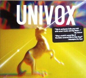 Univox - Univox 2010 Digipak CD