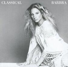 BARBRA STREISAND - CLASSICAL BARBRA (REMASTERED)  CD 12 TRACKS CLASSIC-POP NEUF