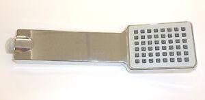Pura KI034 Dekka single function shower handset in Chrome RRP £ 25.00 Save 15%