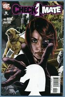 Checkmate #5 2006 Greg Rucka DC Comics