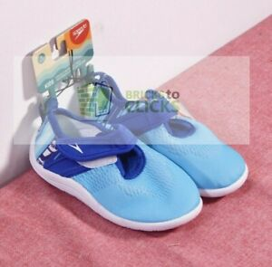 Speedo Toddler Boys Shore Explore Kids Water Shoes, Blue, Size Large 9-10