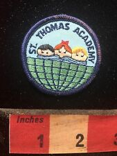 Vtg ST. THOMAS ACADEMY School - Thought To Be In Miami Florida 77P7