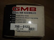 GMB 750-0123 Rear Left or Right Wheel Hub Bearing Assembly-New