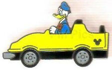 Disney Pin Collection Hidden Mickey 2007 Series 2 - Donald Driving WDW