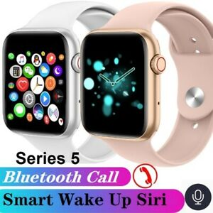 Smart Watch T900  New Model 2021 Call Receive Siri View Notifications Heart rate