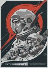 INTERSTELLARE alternativa Movie Poster Art by Amien juugo NO./5 NT MONDO