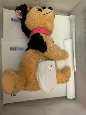 Barbie Kiss and Care Pet Doctor Set with Black/Brown Puppy USED - working sounds