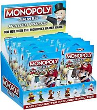 Monopoly Super Mario Gamer Edition Power Mystery Box [24 Packs]