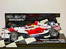 Minichamps Formula 1 Panasonic Toyota Racing TF106 R. Schumacher 2006