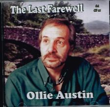"OLLIE AUSTIN Brand New CD ""THE LAST FAREWELL"" 15 tracks Country Music"