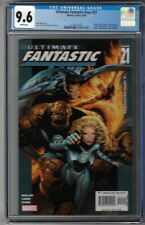 CGC 9.6 ULTIMATE FANTASTIC FOUR #21 1ST MARVEL FF ZOMBIES APPEARANCE