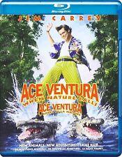 Ace Ventura: When Nature Calls (Blu-ray Disc, 2013)