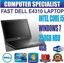 """Computer portatili e notebook con hard disk da 250GB 13,3"""" RAM 4GB"""