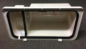Bailey Caravan or Motorhome Magnolia Battery Box Storage Locker Housing EH7