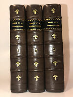 SIR WALTER SCOTT (First Edition 1830!) Tales Grandfather Scotland Waverly Novels