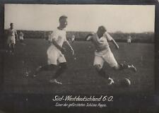Orig.-Foto Fußball Pokalspiel Süd- schlägt Westdeutschland Pressefoto 71