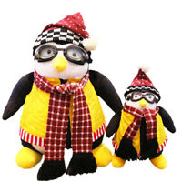 Hugsy Plush Friends Joe Penguin Toy S 18 Cute Stuffed TV Doll Debbie Mumm Rachel