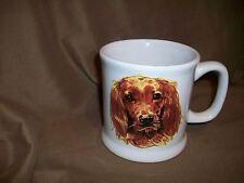 Irish Setter Oversized Coffee Mug