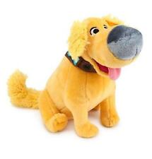 Disney Store Pixar Up DUG Retriever Beanie Dog Stuffed Plush Soft Toy Doug NEW!