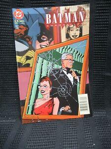 Batman Chronicles DC Comics 1996