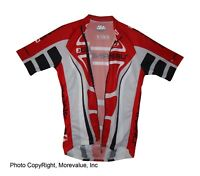 new Louis Garneau Fondo Tour Pro Fit men's cycling jersey micro air light f zip