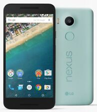 "LG Nexus 5x ice 32GB LTE Android Smartphone o. Simlock 5,2"" Display 12,3MPX"