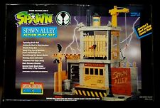 McFarlane Toys Spawn Series 1 Brand New Spawn Alley Playset New From 1994