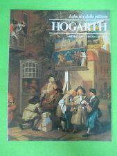 BOOK LIBRO HOGART I Classici della Pittura 38 1980 Armando Curcio (L57)